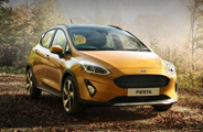 new fiesta active