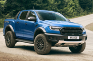All-new ranger raptor